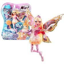 Stella | Tynix Fairy Puppe | Winx Club | Fee mit magischem Gewand | Staffel 7