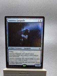 Vantress Gargoyle 071/269 - Foil Throne of Eldraine MTG