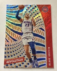 Panini Révolution 2020/21 Blake Griffin Detroit Pistons Brooklyn Nets #10