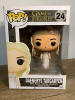 Pocket Pop Game of Thrones Keychain-FUN31813 Daenerys White Coat