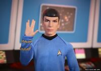 2016  Star Trek 50th Anniversary  Barbie -Ken  Spock In stock---*#DGW68