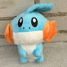 """New pokemon plush stuffed animal Mudkip 4"""" doll"""