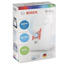 Bosch Synthetic Dust Bag (Type G) - Pack of 4 Genuine