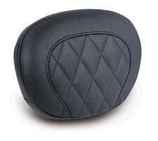 Mustang Diamond Stitch Passenger Backrest Pad 12 x 9 76818 48-8054