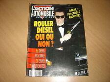 action auto N°341 Spécial Diésel
