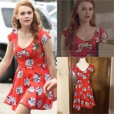 Abercrombie and Fitch Floral Cutout Dress SA  ASO Lydia Martin Medium Teen Wolf