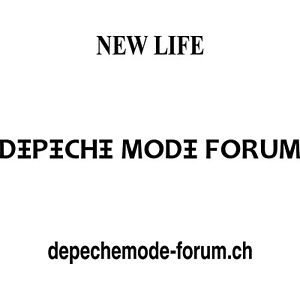 Schriftzug Fanclub Depeche Mode von & für Fans Auto Heck Aufkleber Tattoo Folie