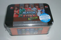 Topps Match Attax Action 2019/2020 - Mega Tin Box inkl. 2 Limitierte Karten