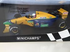 1:18 Minichamps Benetton Ford B191B M.Brundle 1992