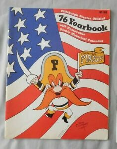 1976 Pittsburgh Pirates Yearbook