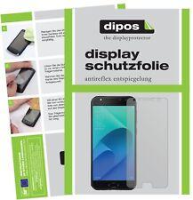 6x Asus Zenfone 4 Selfie Pro ZD552KL Protector de Pantalla protectores mate