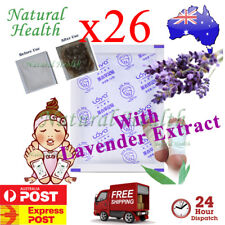 26 Detox Foot Pad Patch KINOKI Herbal Weight loss toxin remove Lavender Extract