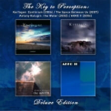 Karfagen - The Key to Perception. 2019  Deluxe Edition  4 Disc  DIGIPAK SEALED