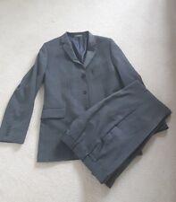 """BHS  Mens JACK REID Grey  Suit 34""""W  L29 Chest 40"""" Wool Rich Blend"""