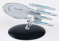 Eaglemoss Star Trek ST0019 USS Stargazer NCC-2893 NEXT GENERATION & MAGAZINE #19