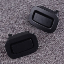 Pair 64328AG011JC Fit For 09-13 Subaru Forester Black Rear Seat Recliner Button