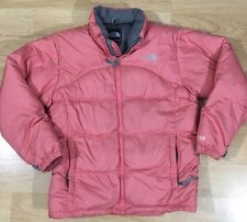 The North Face 600 Puffer Jacket Girls Size Large Peach