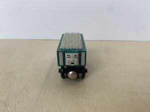 Rickety Thomas the Train Tank Engine Wooden Railway Friends Learning Curve 2000