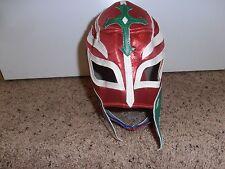 REY MYSTERIO MASK wwe wrestling RED/GREEN