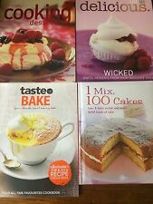 COOKING DESSERTS Katy Holder.ABC DELICIOUS WICKED.1 MIX 100 CAKES.TASTE BAKE
