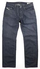 Diesel LARKEE Straight Leg Jeans Mens sz 30 x 30 dark wash regular fit $198