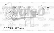 VALEO Alternador 97A Para CITROEN SAXO 437343