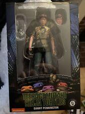 NECA Teenage Mutant Ninja Turtles Danny Pennington Loot Crate Figure