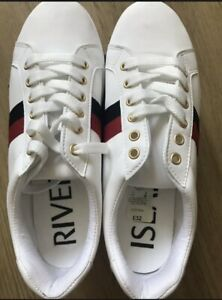 Lady river island trainers NEW!