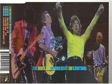 THE ROLLING STONES out of control CD MAXI