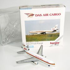 Herpa Wings ~ McDonnell Douglas DC-10-30F Air Cargo 1:500 Scale Airplane Model