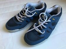 MENS GLOBE MAHALO SKATEBOARDING SHOES NIB FADED DENIM BLUE