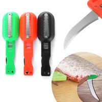 Fischschuppen Haut Entferner Scaler Messer Schnelle Reiniger Kitchen Clean Tool