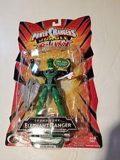 Power Ranger Jungle Fury GREEN Figure Figure Gekiranger Sentai GOKAIGER Mega