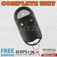 Remote for 1999-2002 Mercury Villager Keyless Entry