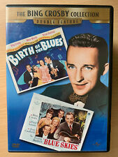 Birth of the Blues Blue Skies DVD Bing Crosby Musical Double Bill Region 1