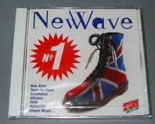 NEW WAVE N°1 (CD) New Order Yello Simple Minds Alphaville Ultravox  NEW SEALED