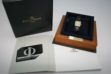 Baume & Mercier Rolls-Royce Watch - Rare Limited 18ct Gold Dress Watch (New)