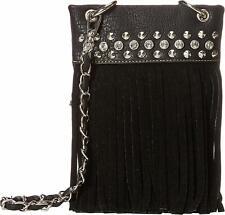 N7580201 Blazin Roxx Ladies Hadley Black Crossbody Bag