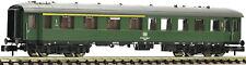 FLEISCHMANN N 867606 Eilzugwagen 1 2nde classe DB époque 4 NOUVEAU & VINTAGE