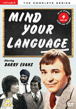 DVD:MIND YOUR LANGUAGE - THE COMPLETE SERIES - NEW Region 2 UK