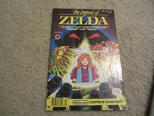 AWESOME RARE THE LEGEND OF ZELDA #3 RARE HARD TO FIND COMIC