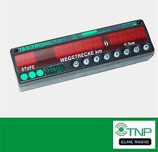 Taxameter / Wegstreckenzähler  TAXiTRONiC TX30 Generalüberholt