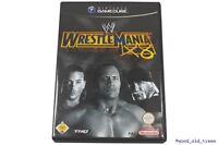## WWE Wrestlemania X8 Nintendo GameCube Spiel // GC - TOP ##