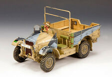 KING & COUNTRY EIGHTH ARMY EA062 BRITISH MORRIS CS8 15CWT. TRUCK MIB