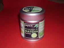1 Matcha Set ( 3-teilig )  Matchatee Bio Japan 40g  Schale und Besen Chasen