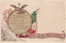 A2982) ALBA ( CUNEO ), 38 REGGIMENTO FANTERIA BRIGATA RAVENNA NELLA WW1. VG.