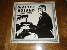 WALTER ROLAND / 1933-1935 ~ AUSTRIAN IMPORT ~ NEAR MINT