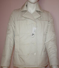 NWT Womens LACOSTE White Coat Size EU 42, US 10