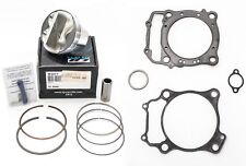 TRX 700XX 12.5:1 Stock Bore CP Piston Kit and Cometic Gasket Kit M2077  C3286