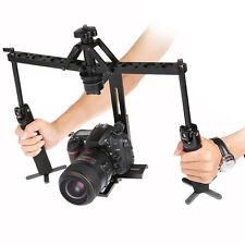 AU Aluminum Spider Handheld Steady Stabilizer For Canon Sony Nikon DSLR Camera